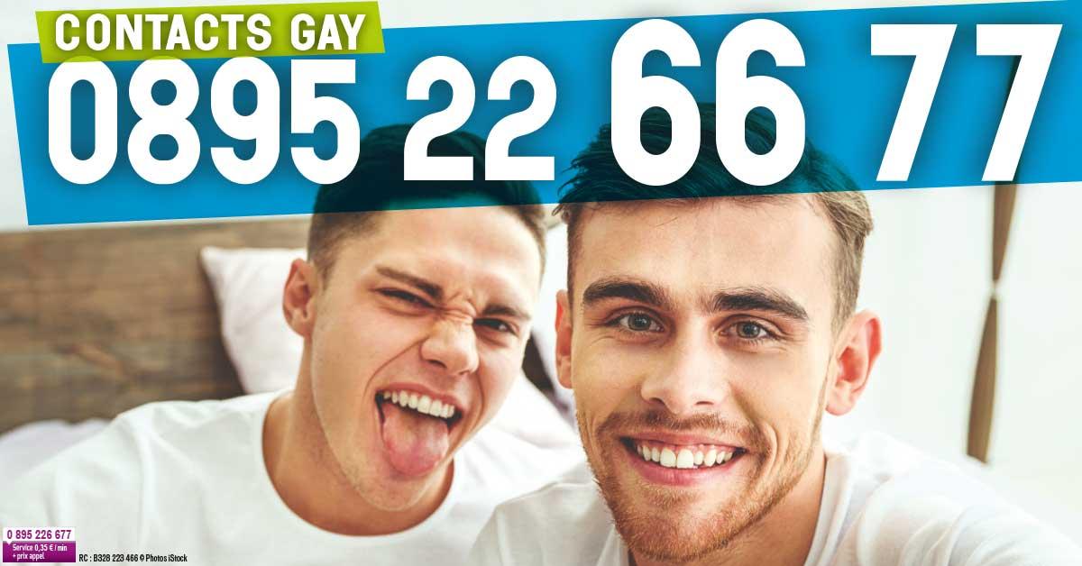 rencontre gay par tel à Saint Herblain